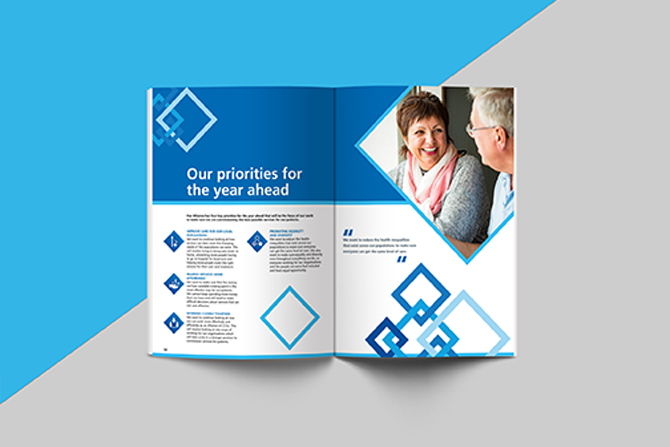 Double Spread CCG Commissioning Alliance 2